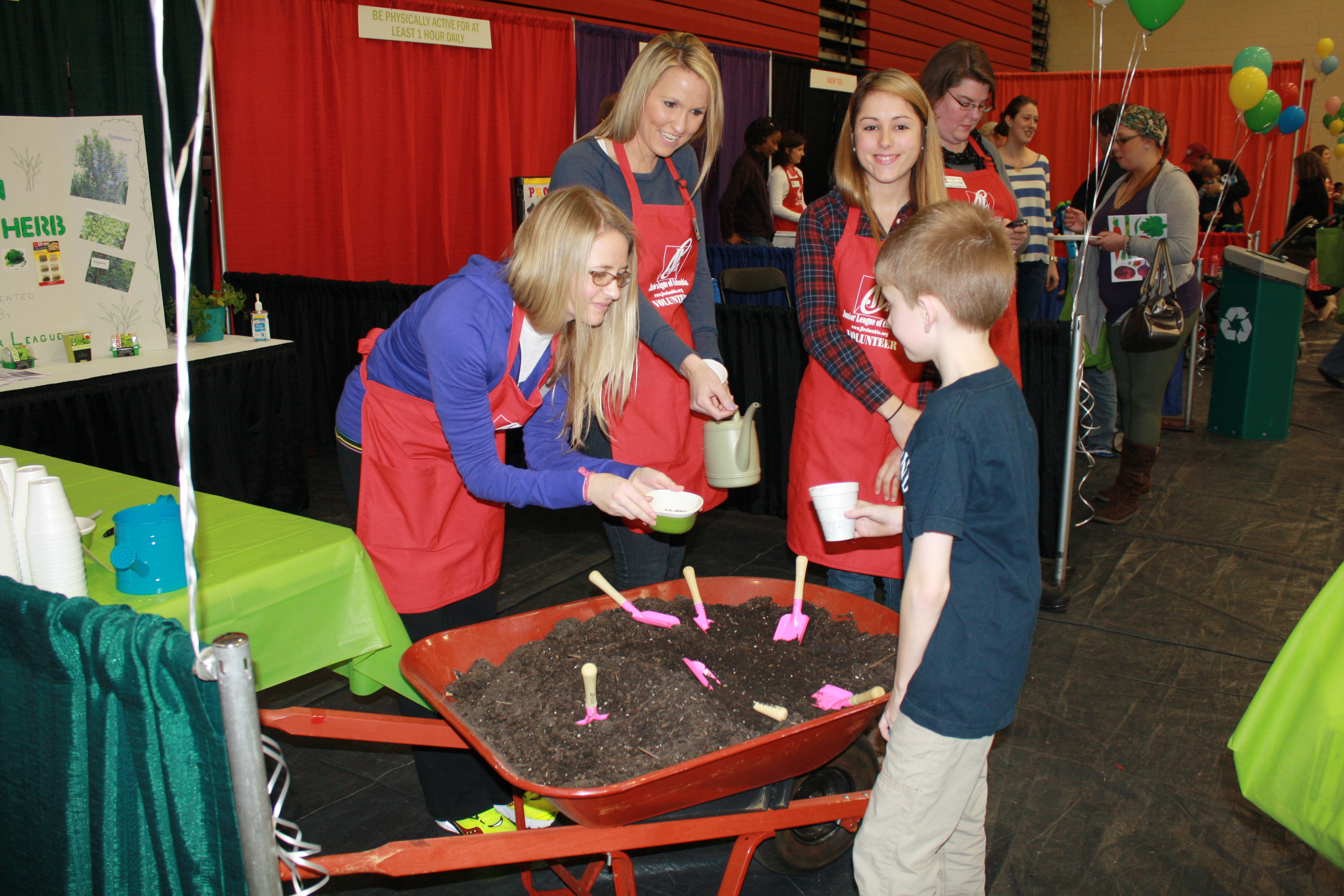 JLCs Healthy Kids Fun Fair